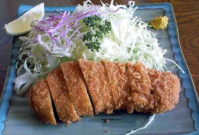 Tonkatsu est mauvais pour un régime
